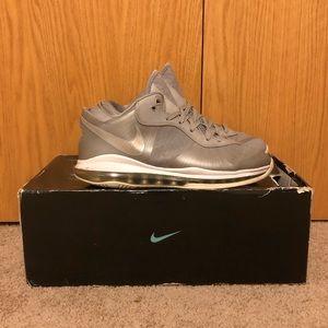 Men's Nike Lebron 8 Wolf Grey